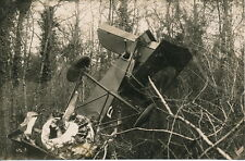 Aviation c. 1930 - Avion Morane Accidenté - AVI 65