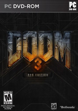 PC ACTION-DOOM 3 BFG EDITION  PC NEW