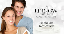 Enzacta Undew Facial Cleanser Skin Care System 3.8 fl oz look 10 years younger