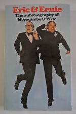 Eric and Ernie by Eric Morecambe, Ernie Wise plus signed birthday card.