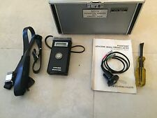 TOKOYO KEIKI UTM200 Series Ultrasonic Thickness Meter In Hard Carry Case