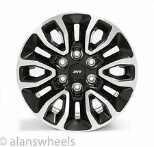 "NEW Ford F150 Raptor SVT 17"" Factory OEM Charcoal Machined Wheels Rims 3891"