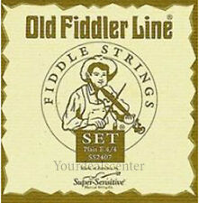 New Old Fiddler Line  Violin String Set 4/4 / Wound E