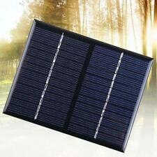1PC 1.5W 12V Mini Solar Panel Module System Epoxy Cell Charger DIY Solar Toys XW