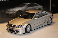 Mercedes CLK DTM AMG Coupe silber 1:18 Kyosho neu & OVP 08461S