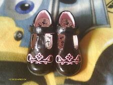 Girls Black Shoes Size 9 Euro 26.5 (Infant)