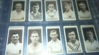 OGDENS.1926.FAMOUS RUGBY PLAYERS..FULL SET OF CIG CARDS.
