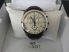 Tissot Men's Couturier T0356171603100 Chronograph Watch T035.617.16.031.00