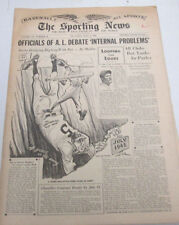 The Sporting News Newspaper   Roger Cramer   July 5, 1945    101014lm-eB3