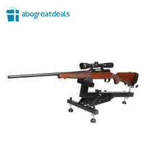 Rifle Gun Sharpshooter Rest Range Stand Shooting Hunters Bench Sighting Vise