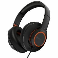 SteelSeries Siberia 150 Prism RGB Illuminated Gaming Headset for PC,MAC,PS4