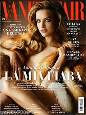 VANITY FAIR=N°38 2014=Natalia Vodianova=Denzel Washington=Chiara Galiazzo=Dakota