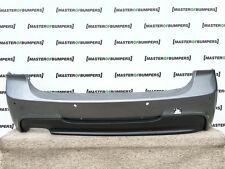 BMW 3 SERIES M SPORT E91 ESTATE 2006-2013 REAR BUMPER GENUINE [B652]