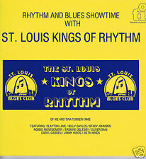 2 LP ST.LOUIS KINGS OF RHYTHM RHYTHM AND BLUES SHOWTIME IKE & TINA TURNER