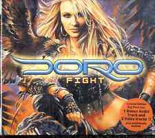 DORO Fight (Limited Edition) CD NEW Sealed