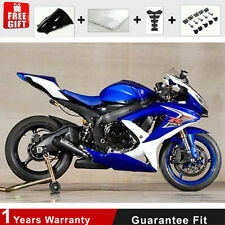 Injection Mold Motor Fairing Kit Bodywork for Suzuki K8 K9 GSXR 600-750 08 09