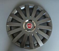 """13"""" Fiat Seicento ,Uno ,Punto ,etc... Wheel Trims / Covers, Hub Caps,Quantity 4"""