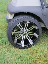 Tempest wheel Golf Cart 14'' Wheel and DOT tire Combo