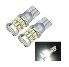 2X 194/168/T10/W5W 3014 30 SMD LED License Parking Trunk Light side marker White