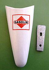 Rareza vieja Gasolin auto jarrón jarrón 50/60er producción anual!!! no réplica