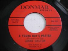 Jimmy Dalton A Young Boy's Prayer / Make Up Your Mind 1950s 45rpm VG++