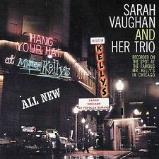 At Mister Kelly's [Bonus Tracks] by Sarah Vaughan (CD, Nov-1991, Emarcy (USA))
