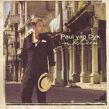 "PAUL VAN DYK - ""In Between"" CD - trance DJ - dance / electronica / house music"