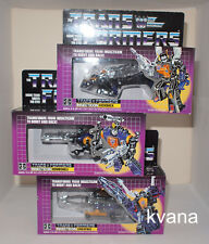 Transformers Reissue G1 THREE『INSECTICON』MISB