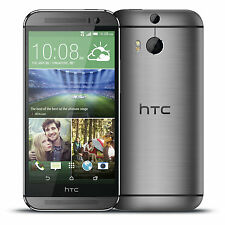 HTC One M8 (Latest Model) 32GB Gray (AT&T Unlocked) Smartphone Android  - FRB