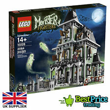 Lego Monster Fighters 10228 Haunted House *BRAND NEW & SEALED Halloween *Retired