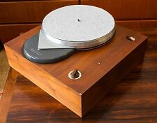 Vintage Rek-O-Kut K-33 / K33 Belt Drive Turntable and Wood Plinth