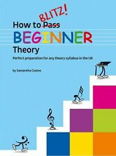 How To Blitz Beginner Theory Learn to Play Tutor Easy Lesson Starting MUSIC BOOK