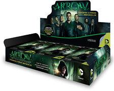 Arrow Season 2 Factory Sealed Trading Card Hobby Box