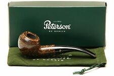 Peterson Shannon Briars 999 Tobacco Pipe Fishtail