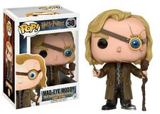 HARRY POTTER Mad-Eye Moody - Vinyl Figur- Funko Pop!