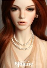 BJD 1/3 DOLL+FREE FACE MAKE UP+FREE EYES - bibi