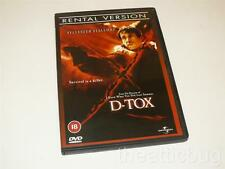 DVD ~ D-Tox (Rental version) ~ Sylvester Stallone