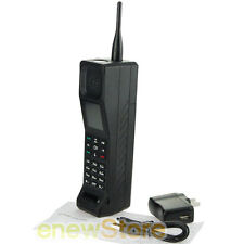 Black New Classic Old Vintage Brick Cell Phone Retro Mobile Phone Bluetooth