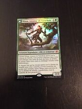 MTG MAGIC ORIGINES NISSA VASTWOOD SEER FRENCH NISSA VOYANTE DE VASTEBOIS NM FOIL