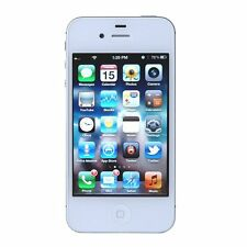 "Apple 3.5"" iPhone 4s 1GHz 8GB 3G for AT&T - White (MF258LL/A)"