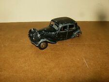 ancienne miniature vintage DINKY TOYS France 24N - CITROËN 11BL TRACTION - 50's