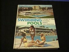 1969 Guide to Swimming Pools by the Council for National Cooperation in Aquatics