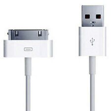 Original USB Data Cable Sync Charge for iPhone 4S 4 3GS ipad 2 ipa 3 iTouch