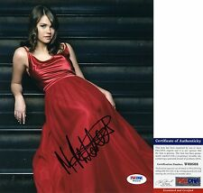 Pretty Maia Mitchell Signed 8x10 The Fosters Teen Beach Movie PSA/DNA