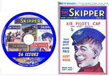 Skipper Comics on DVD 56 issues -Adventure 1930 - 41  includes viewing software