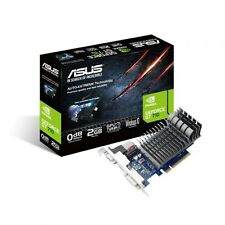 ASUS NVIDIA GeForce GT 710 2 GB Graphics Card VGA/DVI/HDMI