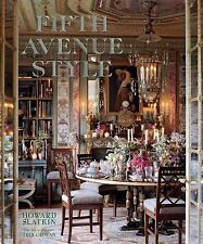 Fifth Avenue Style: A Designer's New York Apartment-ExLibrary