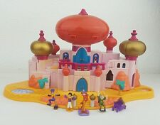 VINTAGE Polly Pocket Disney Jasmine's Royal Palace Disney Aladdin Figure 1996