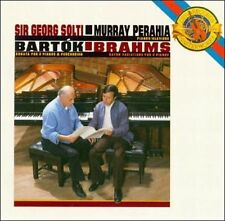 Bartók: Sonata for Two Pianos & Percussion / Brahms: Variations on a Theme by Jo