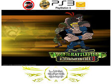 Wolf of the Battlefield: Commando 3 P s 3 DIGITAL Play 3